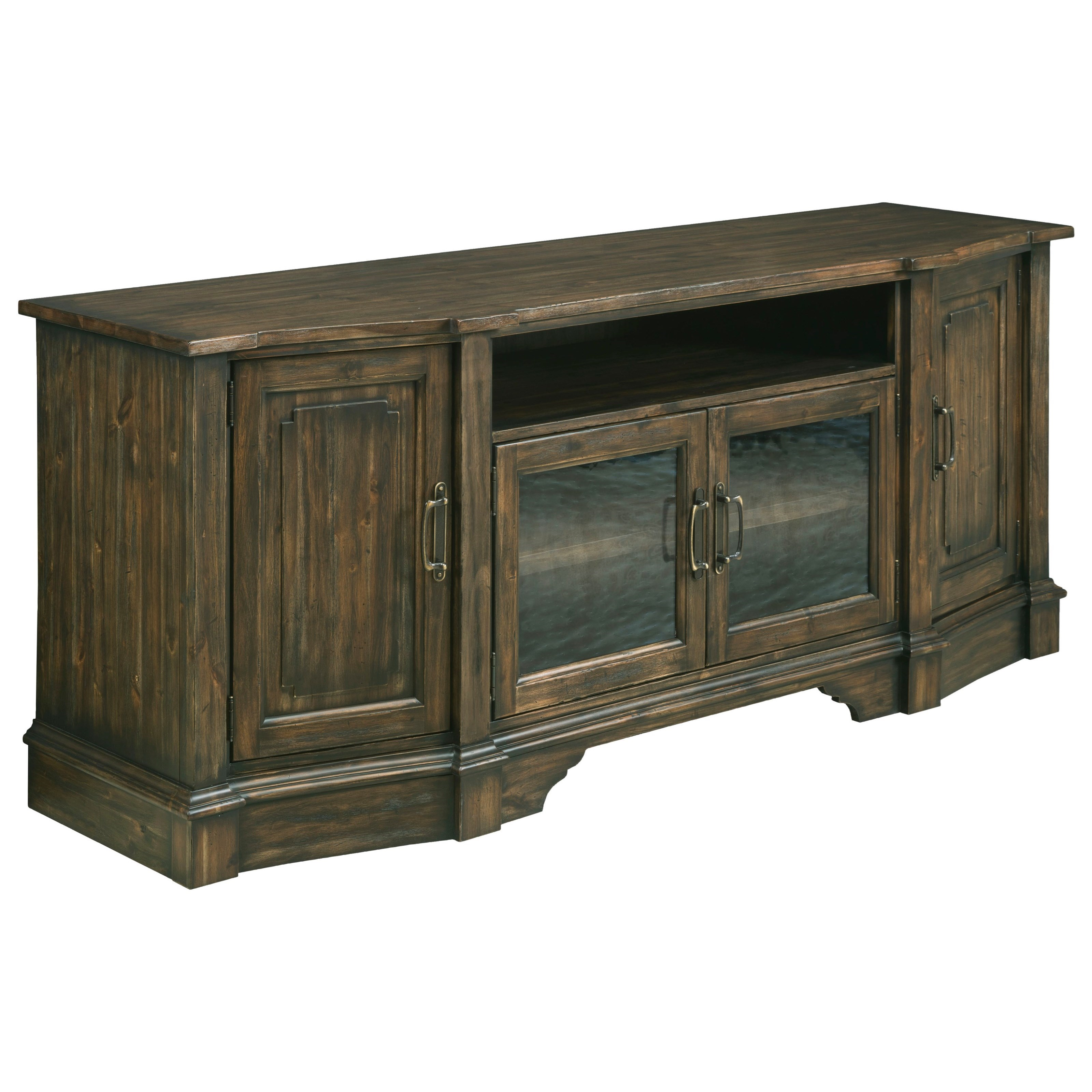 Kincaid Furniture Wildfire Wildfire Entertainment Cabinet - Item Number: 86-035