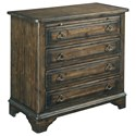 Kincaid Furniture Wildfire Wildfire Bachelor's Chest - Item Number: 86-142