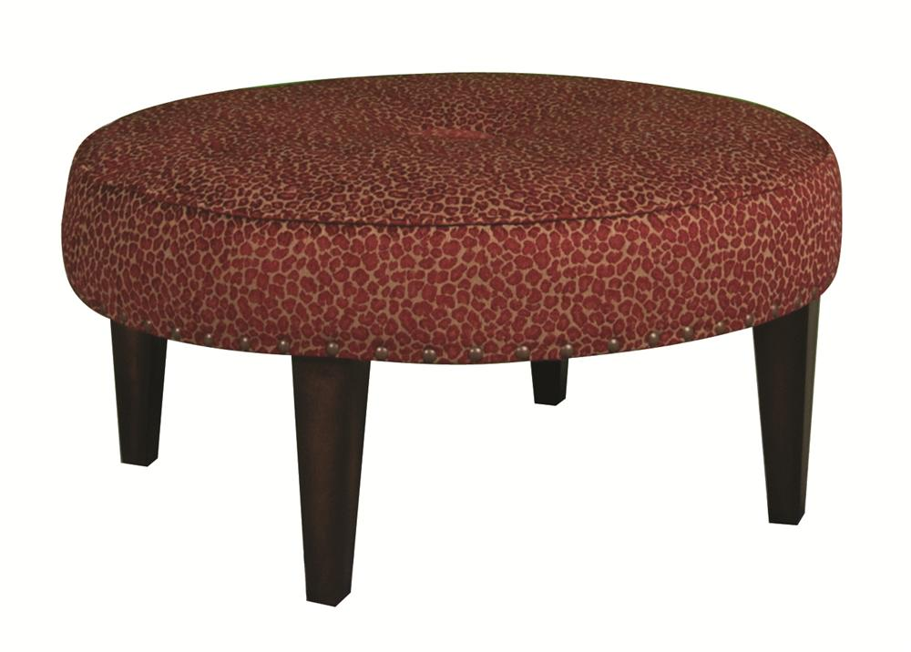 Morris Home Adrienne Adrienne Ottoman - Item Number: 128879496