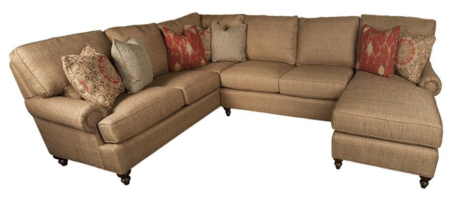 Biltmore Emily Emily 3-Piece Sectional - Item Number: 134879494