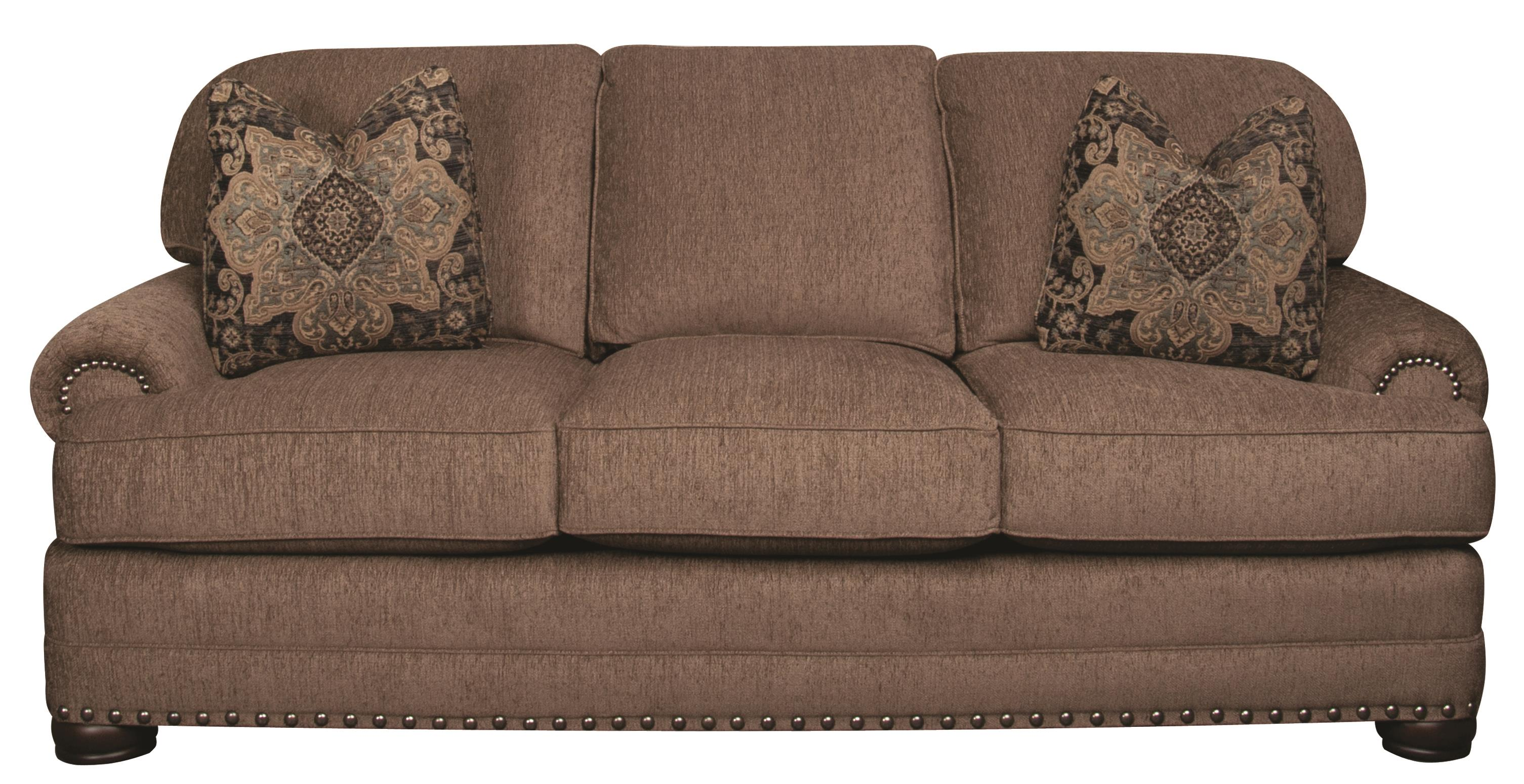 Morris Home Furnishings Duke Duke Sofa - Item Number: 101275750