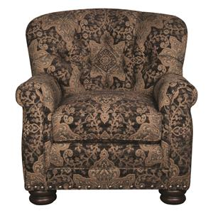 Morris Home Furnishings Duke Duke Accent Chair