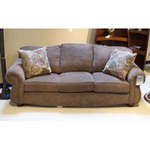 "Biltmore Great Rooms 9500 88"" Loose Pillow Back Sofa"