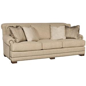Morris Home Furnishings Barclay Stationary Sofa