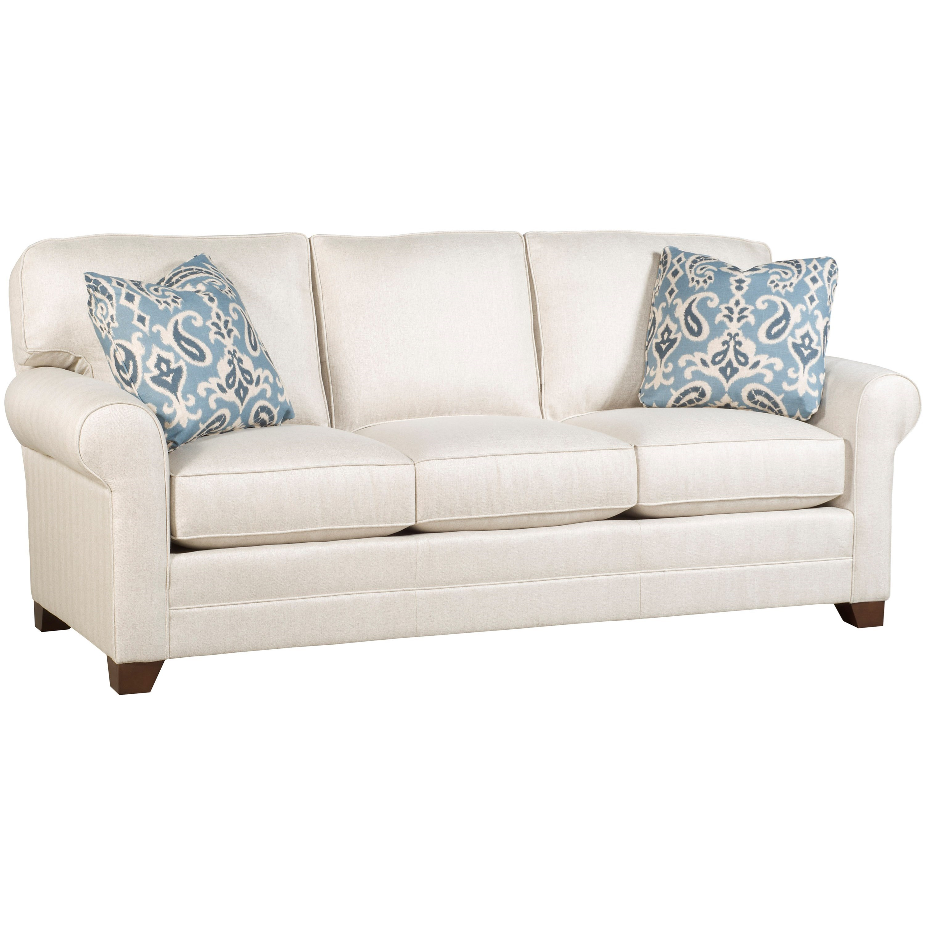 Bentley Customizable Sofa by King Hickory at Zak's Home