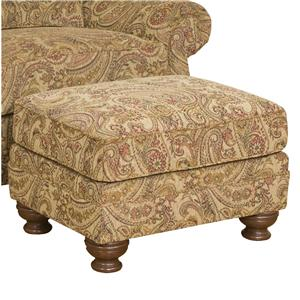 Morris Home Furnishings Boston  Boston Ottoman