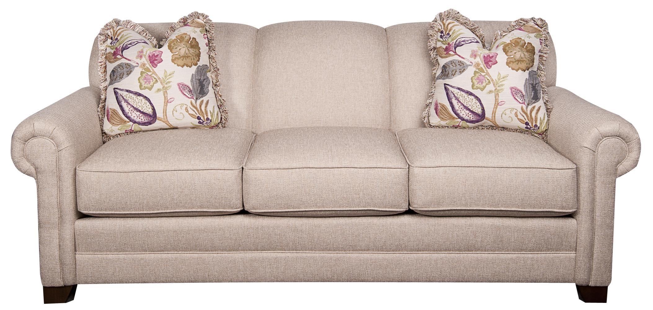Morris Home Furnishings Carmela Carmela Sofa - Item Number: 695106787
