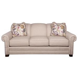 Morris Home Furnishings Carmela Carmela Sofa