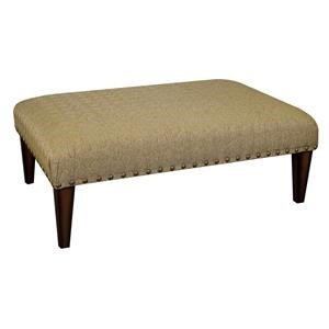 Morris Home Furnishings Carmela Carmela Ottoman