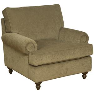 King Hickory Chatham Chair