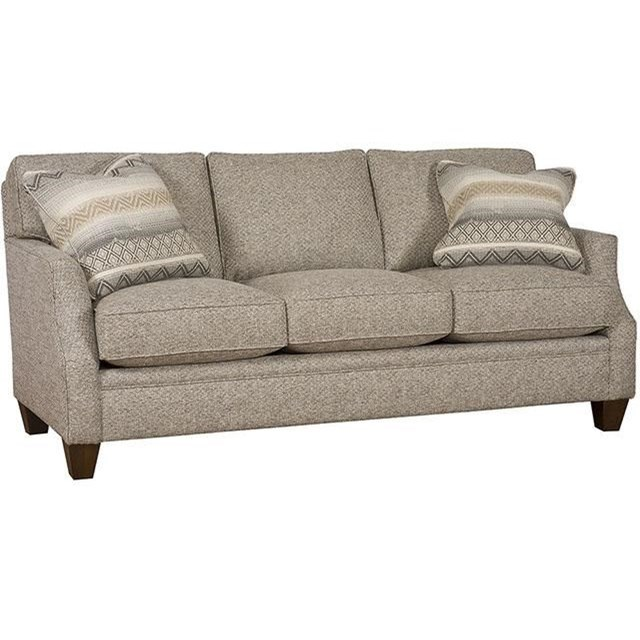 Cory Customizable Stationary Sofa by King Hickory at Saugerties Furniture Mart