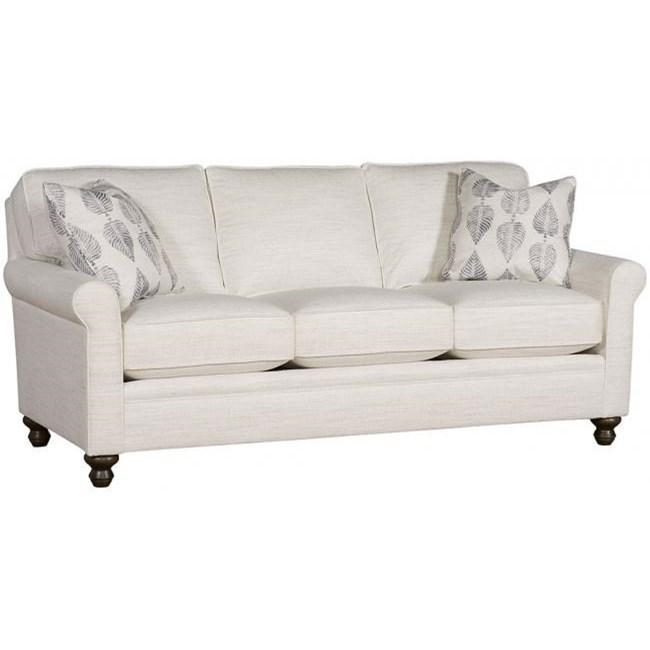 Customizable Stationary Sofa
