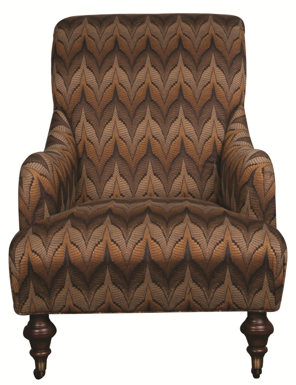 Morris Home Furnishings Jaqueline Jaqueline Accent Chair - Item Number: 110278860