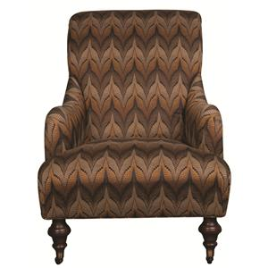 Morris Home Furnishings Jaqueline Jaqueline Accent Chair