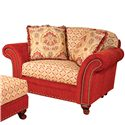 Morris Home Katherine Chair and a Half - Item Number: 9751