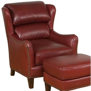 Morris Home Furnishings Accent Chairs and Ottomans Eagle Accent Chair