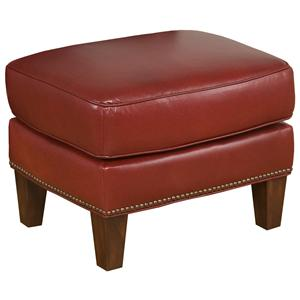 Morris Home Furnishings Accent Chairs and Ottomans Eagle Accent Ottoman