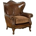 Biltmore Accent Chairs and Ottomans Isabella Chair - Item Number: W-681-LF Cuero Croc