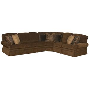 Morris Home Lincoln Park Sectional Sofa