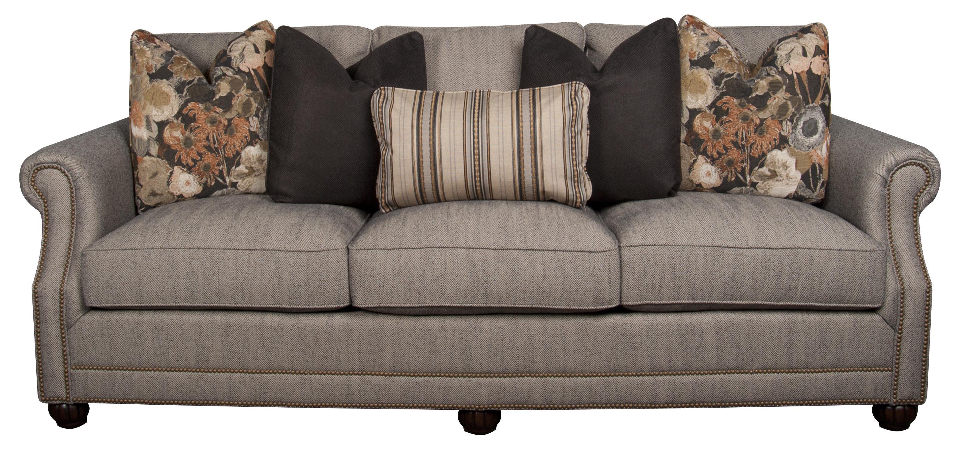 Morris Home Sherry Sherry Sofa - Item Number: 251852188