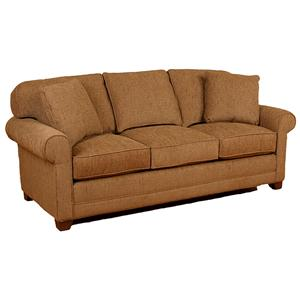 "Morris Home Furnishings Veronica 85"" Stationary Sofa"