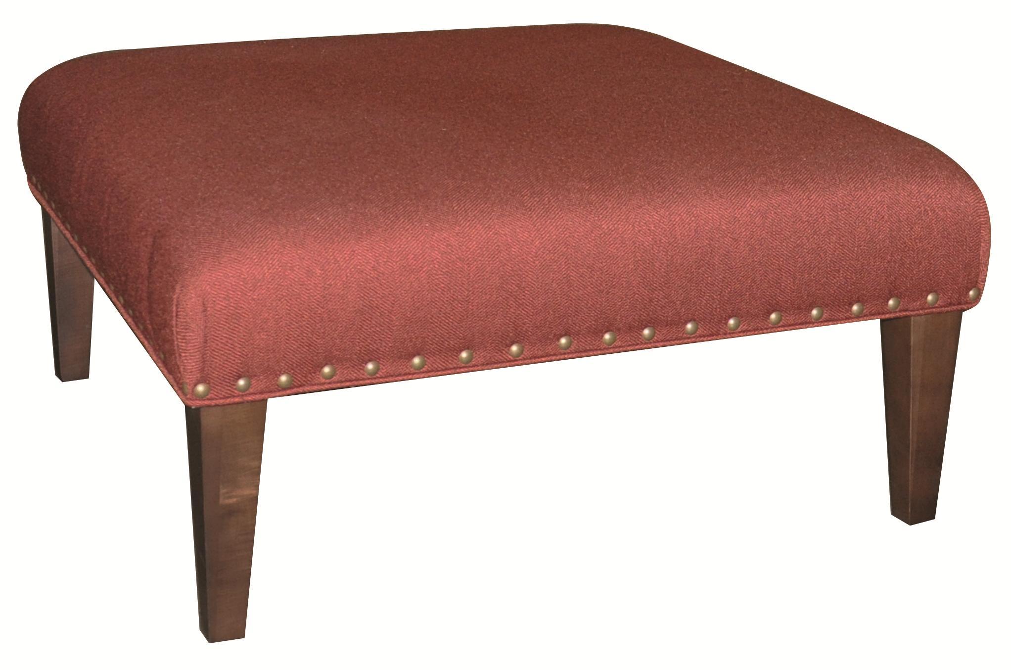 Morris Home Furnishings Cecelia Cecelia Ottoman - Item Number: 116228142