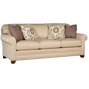 Morris Home Winston Transitional Sofa