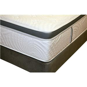 King Koil Affirm Queen Box Pillow Top Mattress Set