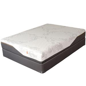 King Koil G2-14 Twin Mattress and Foundation