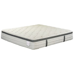 King Koil Harper Cushion Firm Euro Top King Cushion Firm Euro Top Mattress