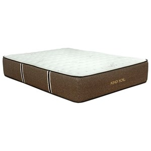 Park Place Corp Jacquelyn Firm King Coil on Coil Firm Mattress