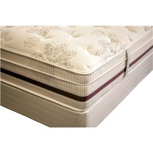 King Koil Vela Full Pillow Top Mattress