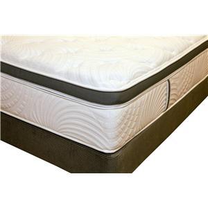 King Koil Sustain Queen Box Pillow Top Mattress Set