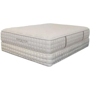 King Koil World Luxury - Lexington  King Firm Mattress and Foundation