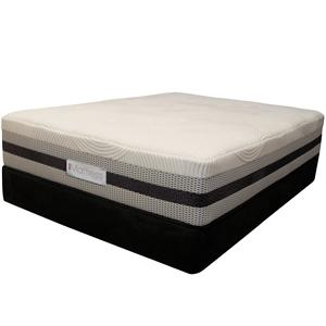 King Koil XS9-14 King Pocketed Coil Mattress