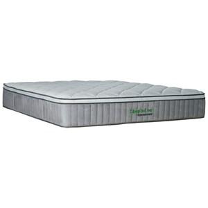 "Kingsdown 5224 Green 200 Series Full 13.5"" Luxury Plush Mattress"