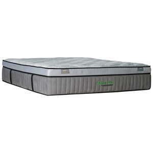 "Kingsdown 5254 Green Series 800 Twin XL 16 1/2"" Plush Box Top Mattress"