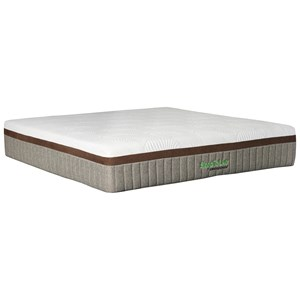 "Queen 15"" Extra Firm Memory Foam Adj Set"