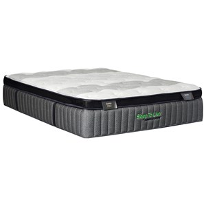 Sleep to Live Back Smart Series 700 Queen Back Smart Series 700 Adj Set