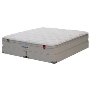 Kingsdown My Side Series 5GG Queen <b>Customizable</b> Mattress Set