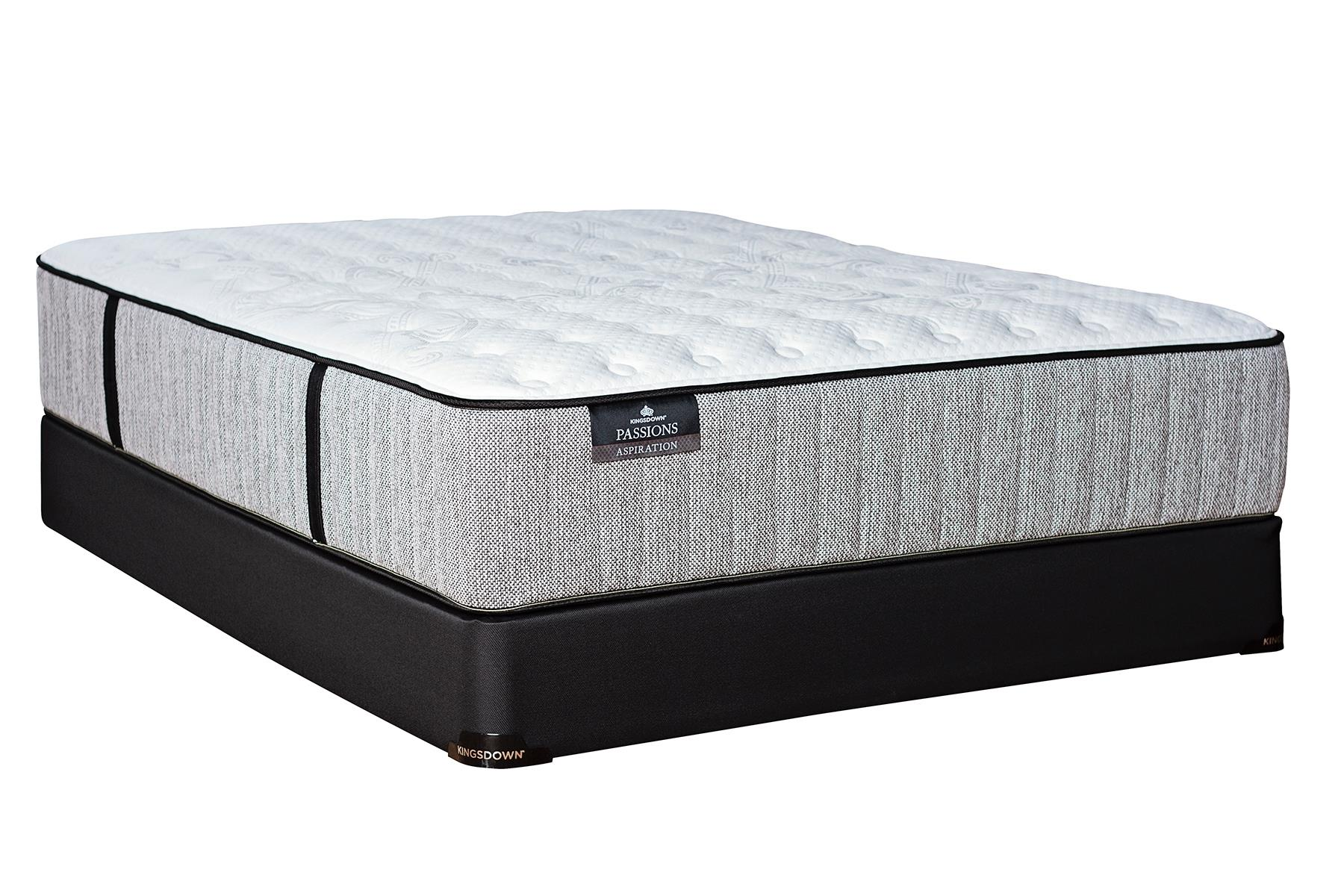 "Kingsdown Passions Aspiration Firm Full Firm 14"" Mattress - Item Number: 1216Firm-F"