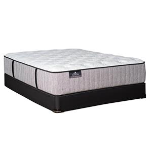 Kingsdown Passions Expectations Queen Plush Mattress with Gel Memory Foam