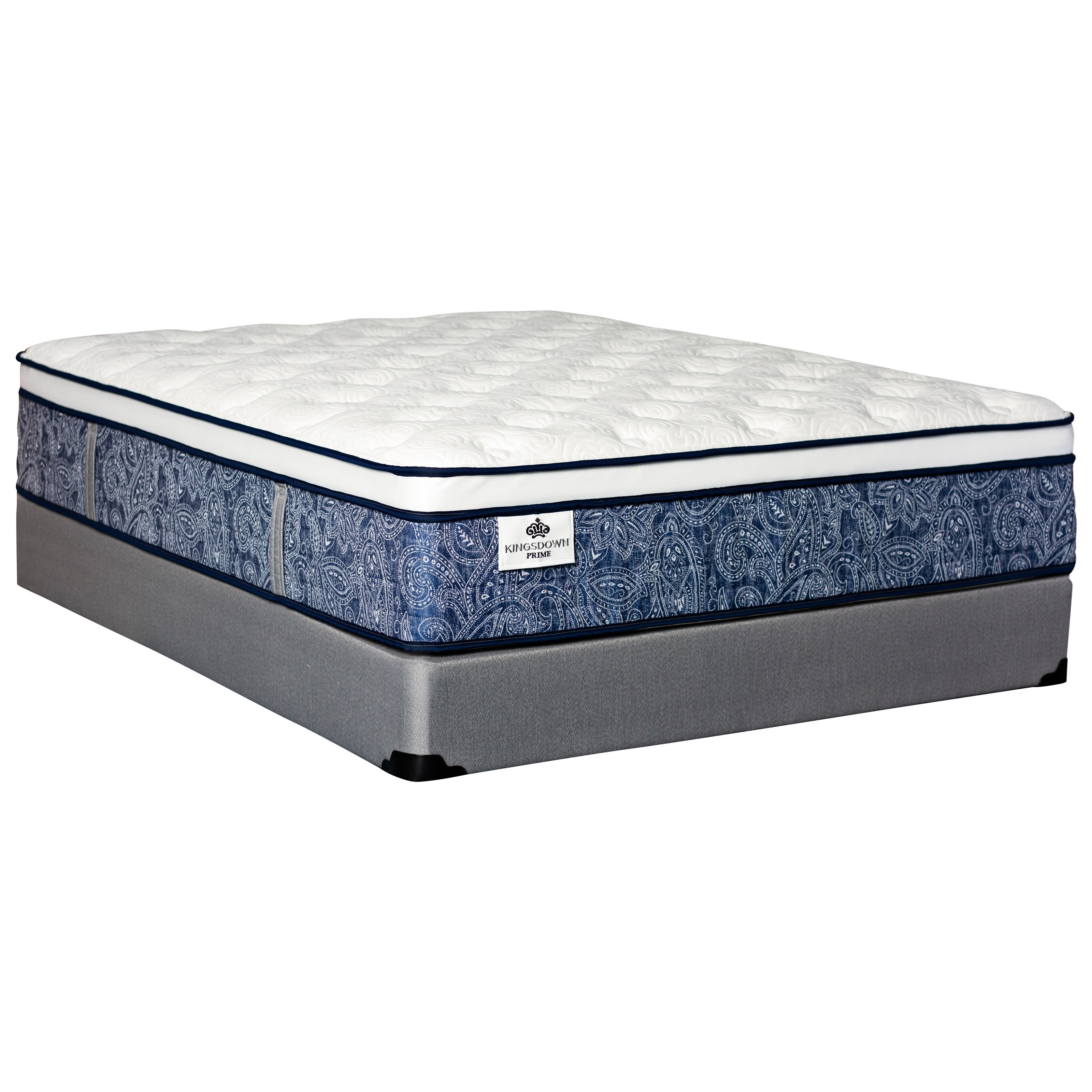 "Twin 13 1/2"" Pocketed Coil Mattress Set"