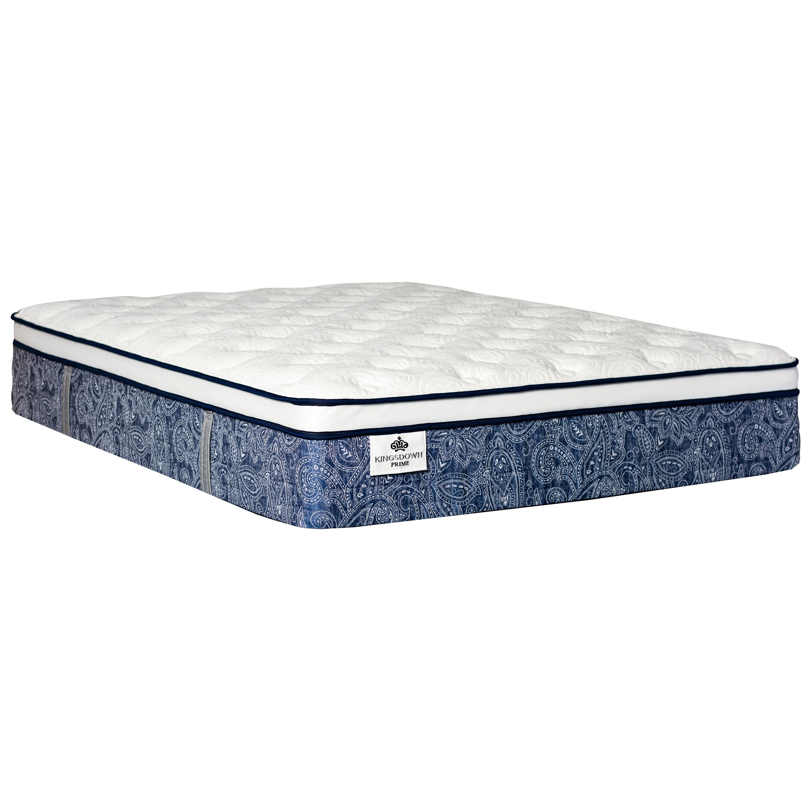 "King 13 1/2"" Pocketed Coil Mattress"