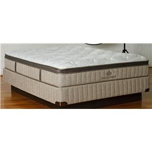 King Euro PT Latex & Foam Mattress Set