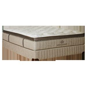 "Queen 12 1/2"" Latex/Gel Mattress"
