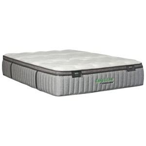 """Kingsdown Sleep to Live 500 Blue Twin XL 14.5"""" Firm Pillow Top Mattress"""