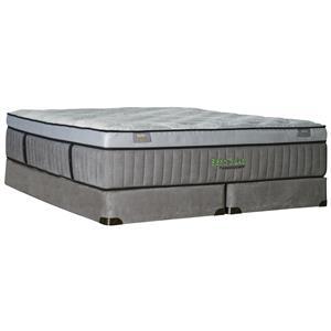 Kingsdown Sleep to Live 800 King Luxurios Box Top Mattress Set