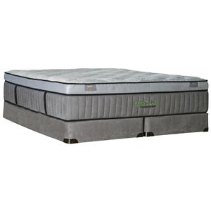 Kingsdown Sleep to Live 800 Queen Luxurios Box Top Mattress Set