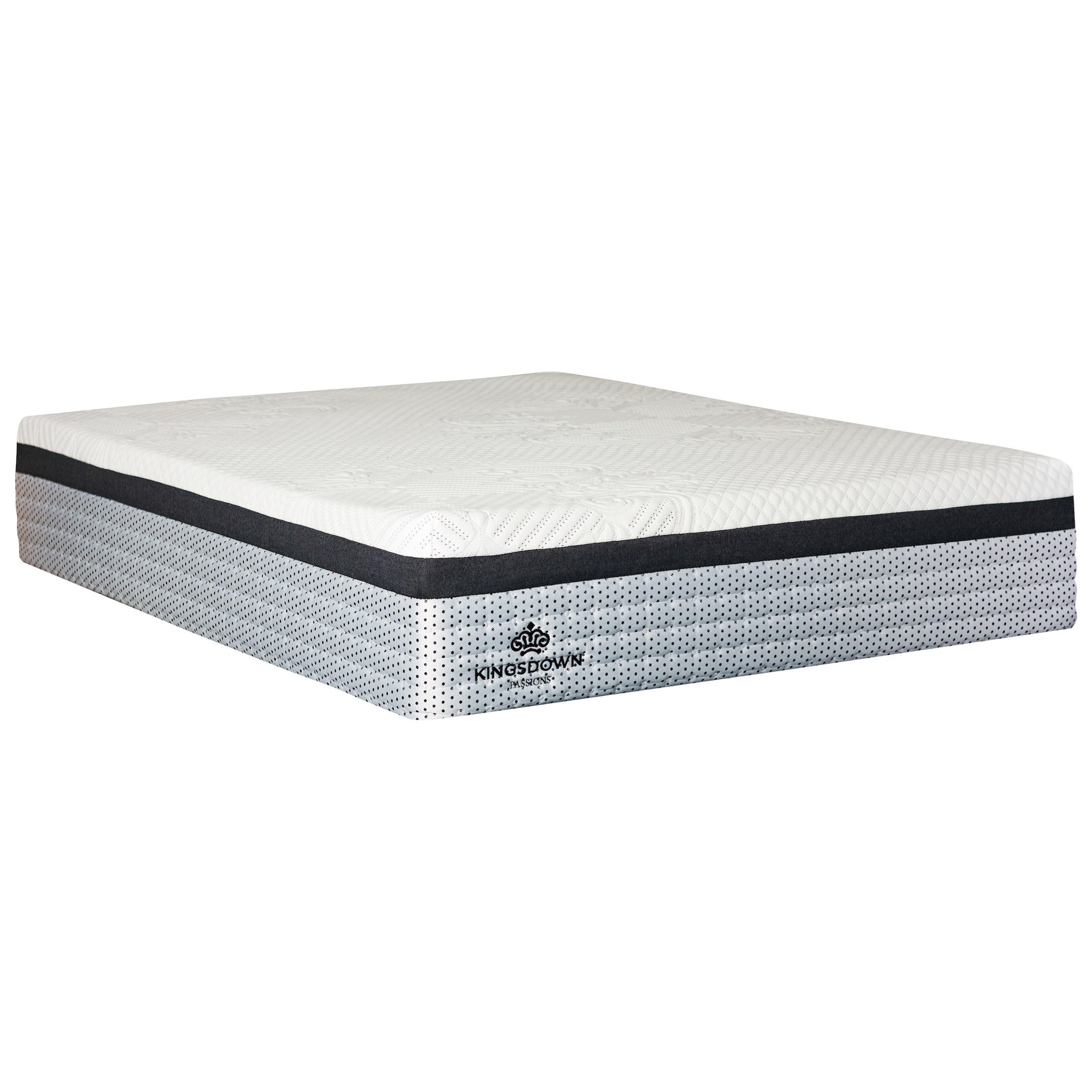 "Queen 14"" Hybrid Euro Top Mattress"